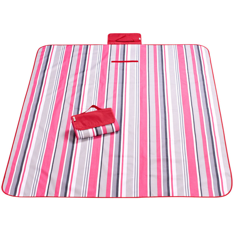 Waterproof and Sandproof Large Picnic Mat Foldable Large Moistureproof Camping Picnic & Beach Blanket for Outdoors/ Travelling/ Camp
